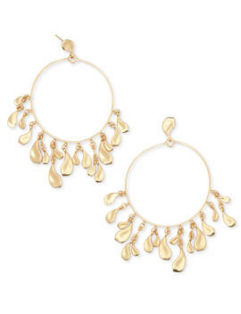 Natasha Hoop Earrings by Kendra Scott