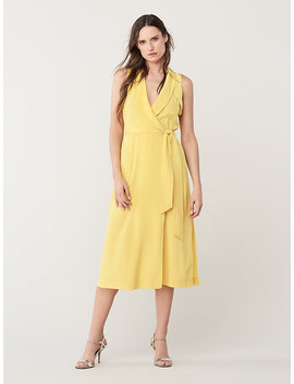 Augusta Silk Wrap Dress by Dvf