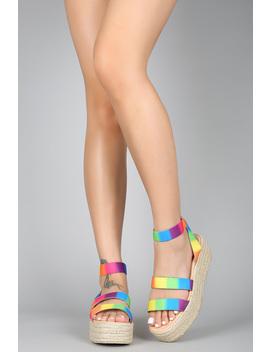 elasticized-open-toe-espadrille-flatform-sandal by urbanog
