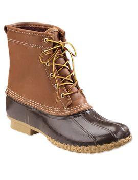 """Men's Bean Boots By L.L.Bean®, 8"""" Gore Tex/Thinsulate by L.L.Bean"""