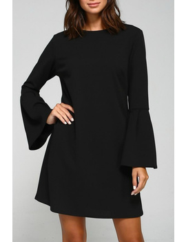 Bell Sleeve Dress by Izzie's Boutique , Kentucky