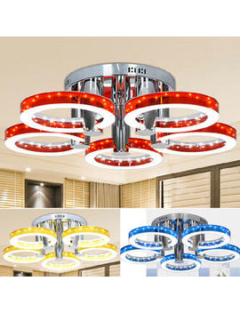 Firstbuy European Modern Style Ceiling Lighting Led Acrylic Chandeliers Ceiling Lighting Lamp With 5 Lights Firstbuy European Modern Style Ceiling Lighting Led Acrylic Chandeliers Ceiling Lighting Lamp With 5 Lights by Firstbuy
