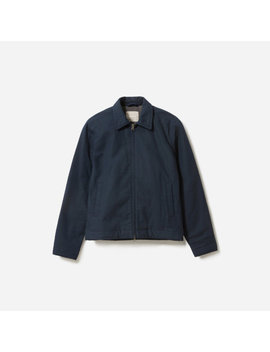 The Filled Canvas Jacket by Everlane