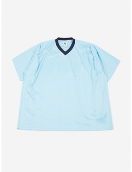 x-martine-rose-tee---blue-chill by nike