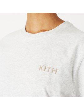 Kith Women Glitter Logo Mott Tee by Kith