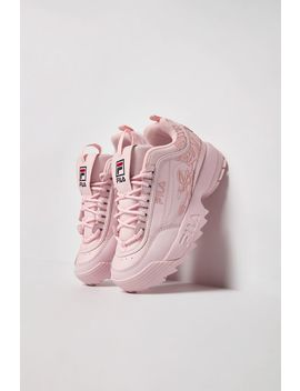 Women's Disruptor 2 Embroidery by Fila