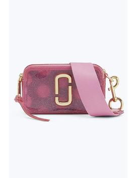 Jelly Glitter Snapshot Small Camera Bag by Marc Jacobs