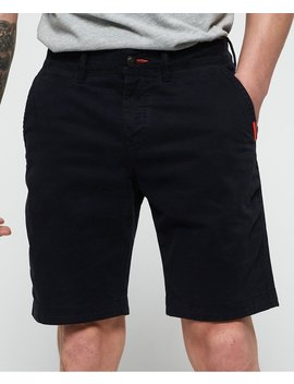 International Slim Chino Shorts by Superdry