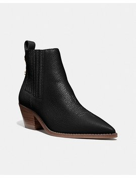 Melody Bootie by Coach