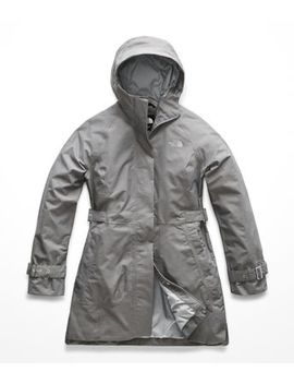 Women's City Breeze Rain Trench by The North Face