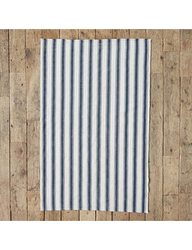 Awning Stripe Rug by Terrain