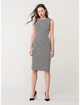 Calliope Jacquard Dress by Dvf