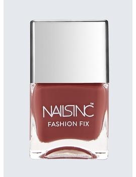 Nails Inc Fashion Fix Just Dropped Nail Polish by Nails Inc