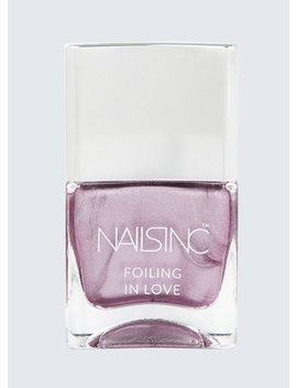 Nails Inc Foiling In Love Space Space Baby Nail Polish by Nails Inc