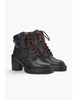 Crosby Hiking Shearling Boot by Marc Jacobs