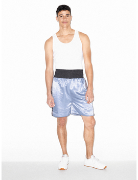 Fly Boxing Short by American Apparel
