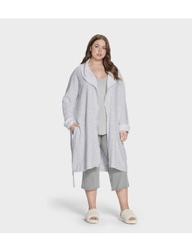 Blanche Ii Plus Robe by Ugg