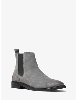 Jude Suede Boot by Michael Kors Mens