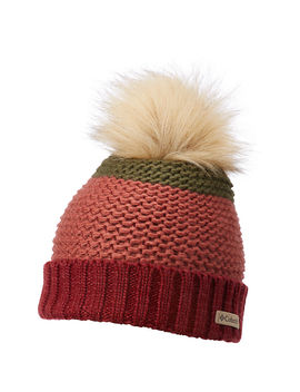 holly-peak-pom-pom-beanie by columbia-sportswear