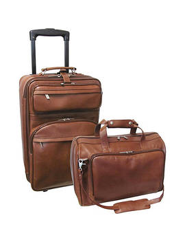 leather-2-pc-carry-on-set by amerileather