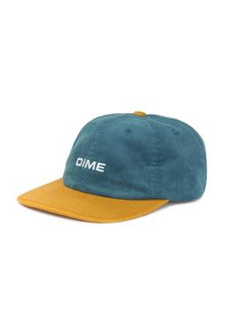 Important Corduroy Cap Teal by Adrift
