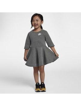 Nike Tech Fleece Toddler Dress. Nike.Com by Nike