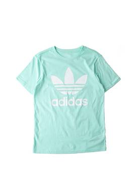 Girls Youth Adidas Trefoil Tee by Adidas