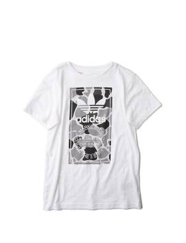 Youth Adidas Camo Tee by Adidas