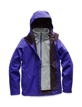 Women's Arrowood Triclimate® Jacket by The North Face