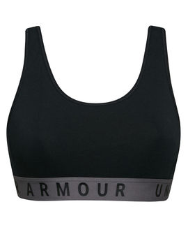 Cotton Everyday Sports Bra by Under Armour