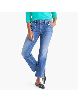 "9"" High Rise Utility Jean by J.Crew"
