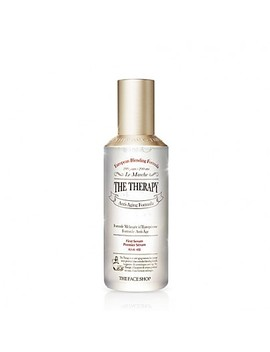 [The Face Shop] The Therapy First Serum by Style Korean