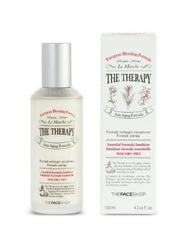 [The Face Shop]  The Therapy Essential Formula Emulsion by Style Korean