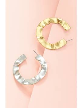 Wave Hoops by Stella&Dot