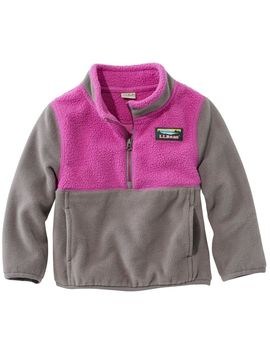 Infants' And Toddlers' Katahdin Microfleece, Colorblock by L.L.Bean
