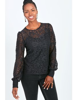 Juliana Stretch Lace Top by Stella&Dot