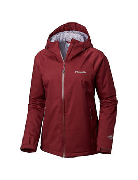 Women's Top Pine™ Insulated Rain Jacket by Columbia Sportswear