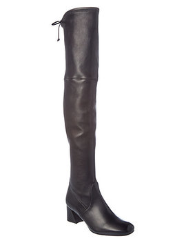 Stuart Weitzman Mylana Leather Over The Knee Boot by Stuart Weitzman
