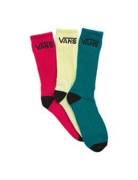 Classic Crew Socks 3 Pack by Vans