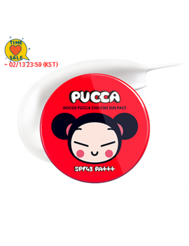 [Hyggee]  *Time Deal*  Pucca Chu Chu Sun Pact (Expiry Date: May 2019) by Style Korean