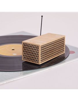 Rok Blok Wireless Record Player by West Elm