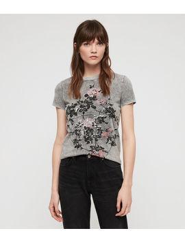 Syner Imogen T Shirt by Allsaints