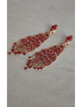 Stone Chandelier Earrings by Bcbgmaxazria