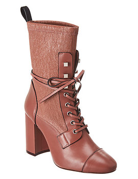 Stuart Weitzman Snowfield Leather Boot by Stuart Weitzman