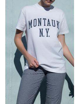 Marina Montauk Top by Brandy Melville