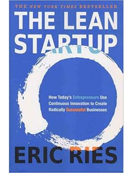 The Lean Startup by Amazon