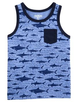 Shark Pocket Tank by Oshkosh
