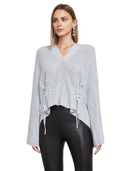 Caitlyn Hoodie Sweater by Bcbgmaxazria