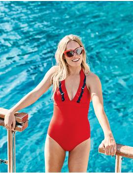 Mykonos Swimsuit by Boden