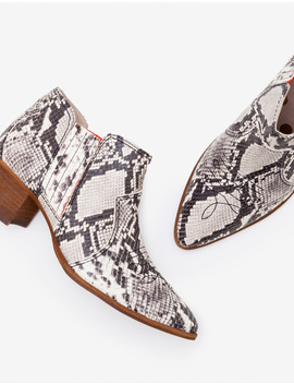 Clifton Ankle Boots by Boden